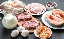 stock photo of giblets  - Protein Diet - JPG