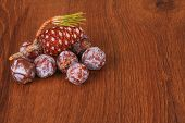 image of pine cone  - This is a many pine cone like a nature picture - JPG