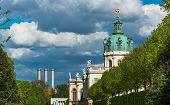 stock photo of royal palace  - Schloss Charlottenburg  - JPG