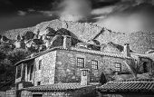 picture of stone house  - rustic houses - JPG