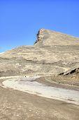 stock photo of mountain chain  - Caucasus - JPG