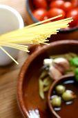 Healthy Mediterranean Ingredients