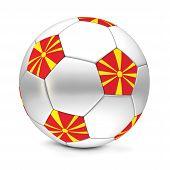 Soccer Ball/football Macedonia