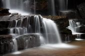 Kbal Chhay Waterfalls in Cambodia