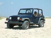 Jeep Sand