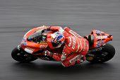 Casey Stoney, Australia, MotoGP World champion 2007, Team Ducati-Malboro