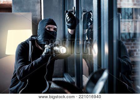 Burglary Skilful professional