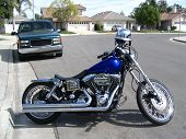 Blue Chopper#1