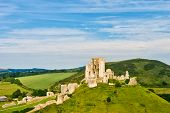 Ruins of Corfe Castle