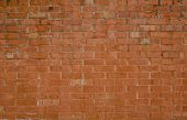 Grungey Redbrick Wall