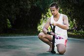 Asian Thai Boxing poster
