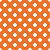 stock photo of dot pattern  - Abstract and beautiful  background of seamless grid pattern - JPG