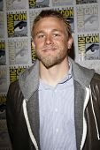 SAN DIEGO, CA - JULY 24: Charlie Hunnam at the 'Sons of Anarchy' press line at 2011 Comic-Con International on July 24, 2011 in San Diego, California.