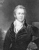 Frederick John Robinson (1782-1782). Engraved by J.Jenkins and published in the National Portrait Ga