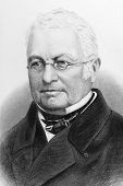 Adolphe Thiers (1797-1877). Engraved by E.Boulton and published in The Graphic newspaper, United Kingdom, 1877.