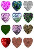 Hearts Gallore