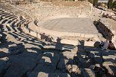 Teatro de Dionisos Eleuthereos Atenas