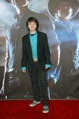 SAN DIEGO, CA - JULY 23: Noah Ringer arrives at the world premiere of