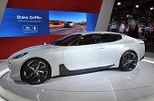 Kia GT Concept Car