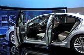 ES300h Lexus híbrido