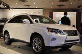 Lexus RX Hybrid SUV