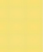 Yellow Checker Plaid Paper