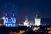 Prague Old Town,czech Republich