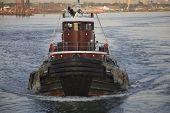 Tugboat Close