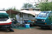 Carvan And Camping