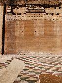 Thermes De Caracalla, Rome, Italy
