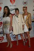 LOS ANGELES, CA - FEB 9: Emily Robison, Natalie Maines, Martie Maguire of the Dixie Chicks at the 20