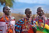 Amboseli, Kenia