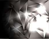 bright crystals