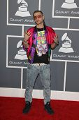 LOS ANGELES - FEB 10:  Riff Raff arrives at the 55th Annual Grammy Awards at the Staples Center on F