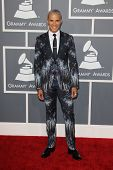 LOS ANGELES - FEB 10:  Jay Manuel arrives at the 55th Annual Grammy Awards at the Staples Center on February 10, 2013 in Los Angeles, CA