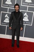 LOS ANGELES - FEB 10:  Juanes arrives at the 55th Annual Grammy Awards at the Staples Center on February 10, 2013 in Los Angeles, CA