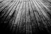 image of row trees  - Texture of wooden boards floor - JPG