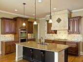 Luxury Home Interior Kitchen