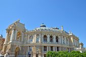 Building of public opera and ballet theater in Odessa