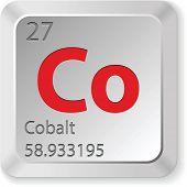 elemento de cobalto