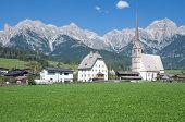 Maria alm, Salzburger Land, Österreich
