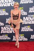 LOS ANGELES - JUN 05:  CHELSEA KANE arriving to MTV Movie Awards 2011  on June 05, 2011 in Hollywood, CA