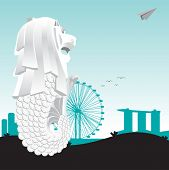 image of tourist-spot  - Singapore Most  Famous Tourist Spot  - JPG