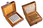 Old Toolboxes For Watchmakers