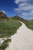 Llanddwyn Island Path