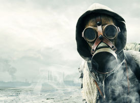 picture of gases  - Environmental disaster - JPG