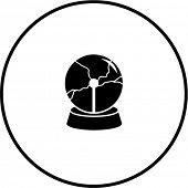 plasma ball symbol