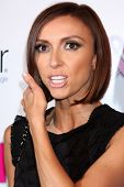 LOS ANGELES - OCT 9:  Giuliana Rancic at the Hollywood In Bright Pink at Bagatelle LA on October 9,