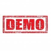 Demo-stamp