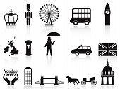 London Icons Set